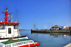Erster Versuch HDR-Foto ( Vitte-Hafen)