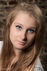 Erstes Shooting mit Anna-Lena