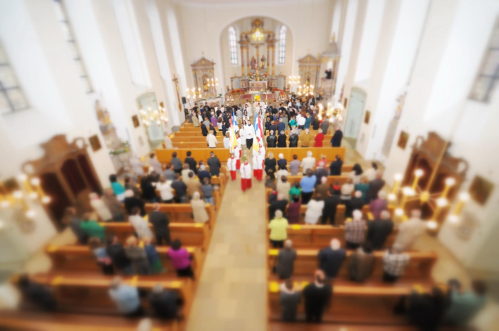Konfirmation Katholisch