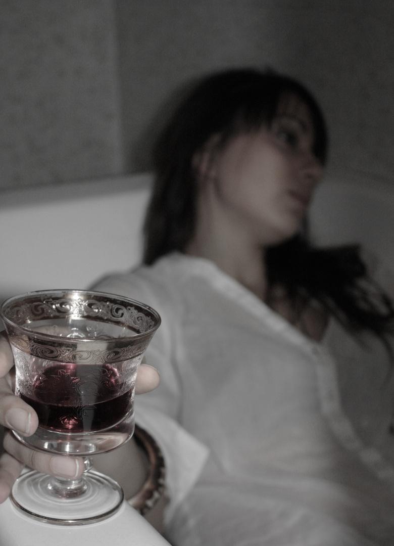 Ertrunken in Einsamkeit