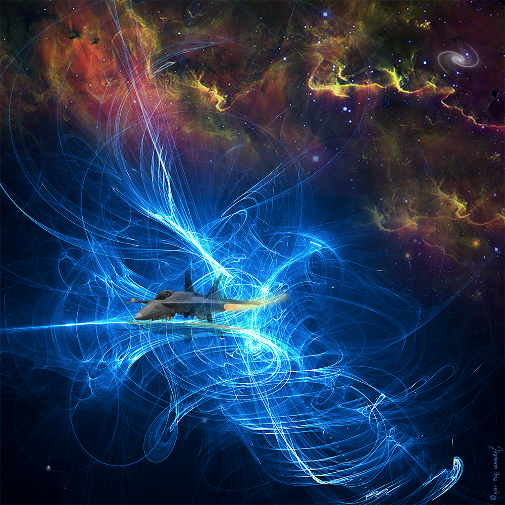 eruption galaktika