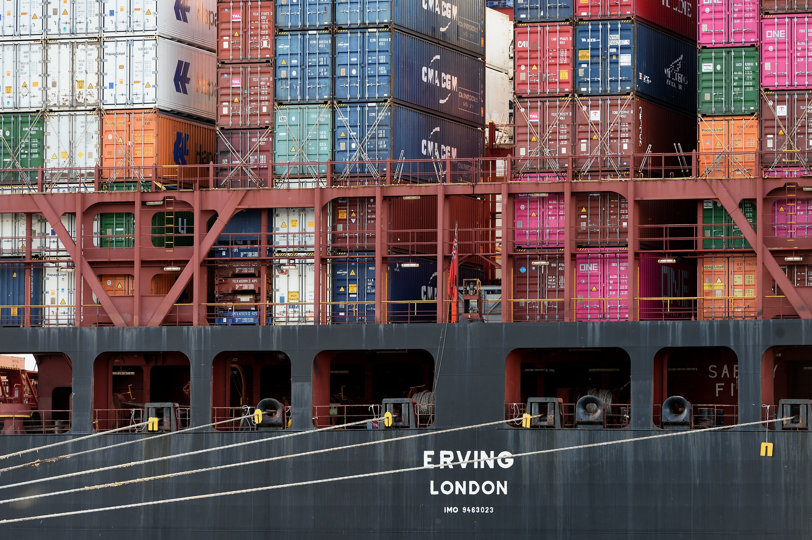 ERVING LONDON
