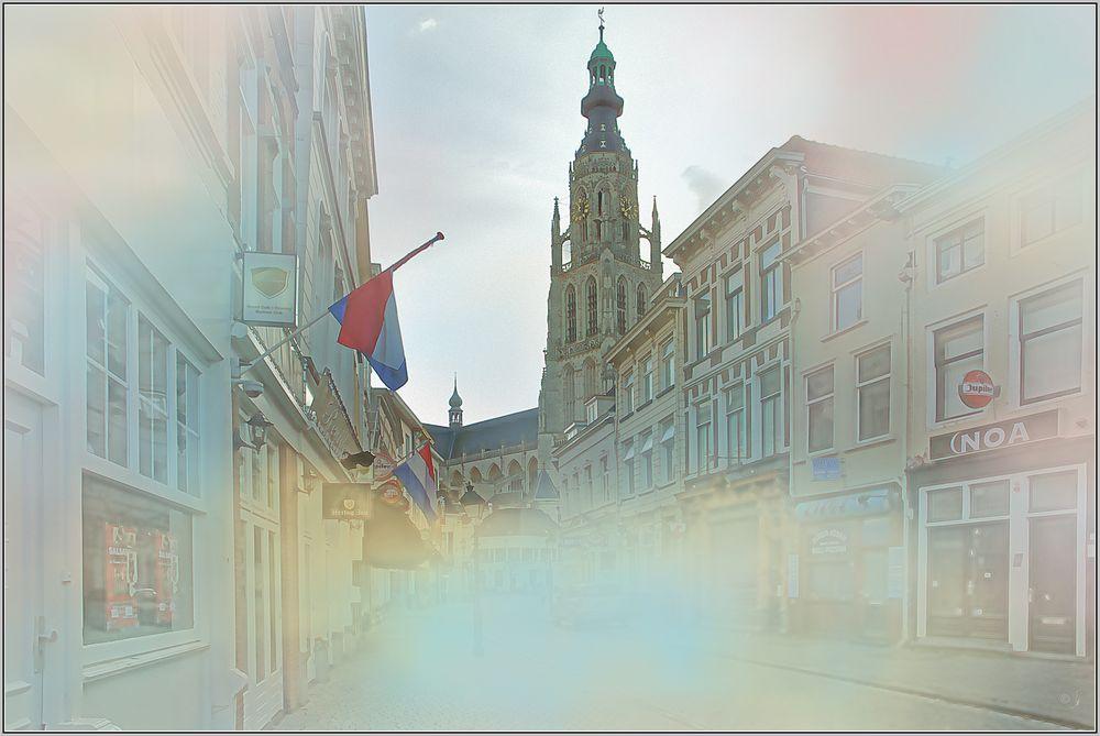 Erwachen aus Covid-19 in Breda