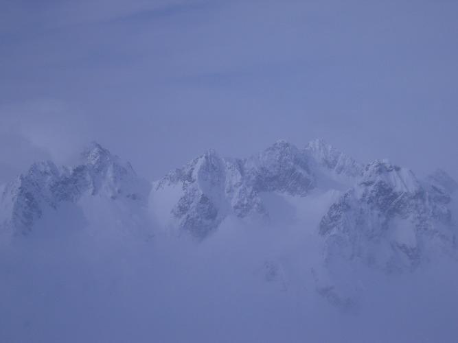 Erwachen der Berge