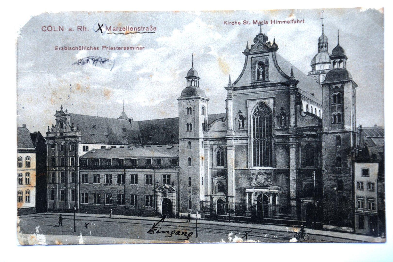 Erzbischöfliches  Priesterseminar in Cöln