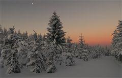 Erzgebirgs-Wintermorgen