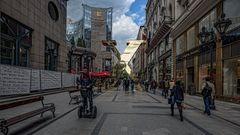 Erzsébet tér-Platz