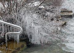 Es beginnt nun zu gefrieren