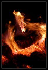 Es brennt die ganze Nacht