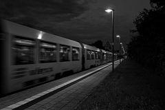 ... es fährt ein Zug......