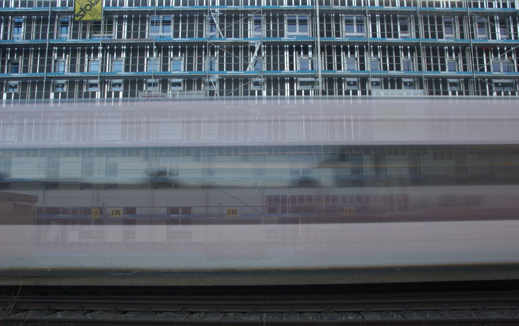 es fährt ein Zug....