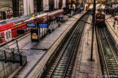 - Es fährt ein Zug... -