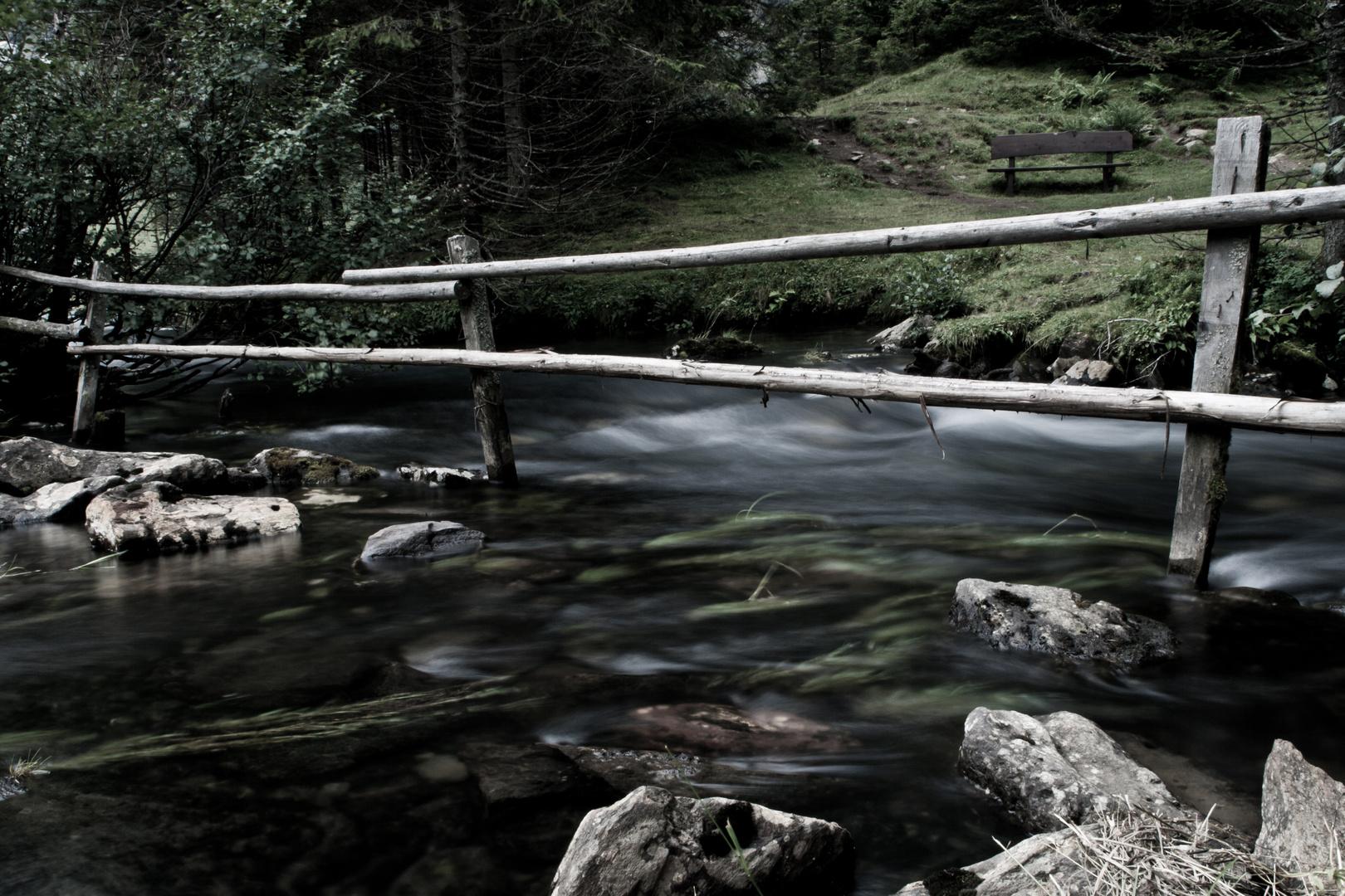 es fließt