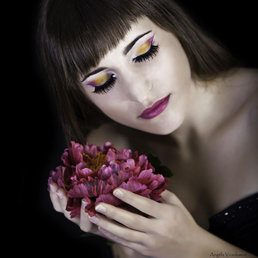Es flüstern und sprechen die Blumen