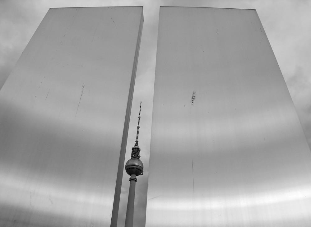es funkt in Berlin