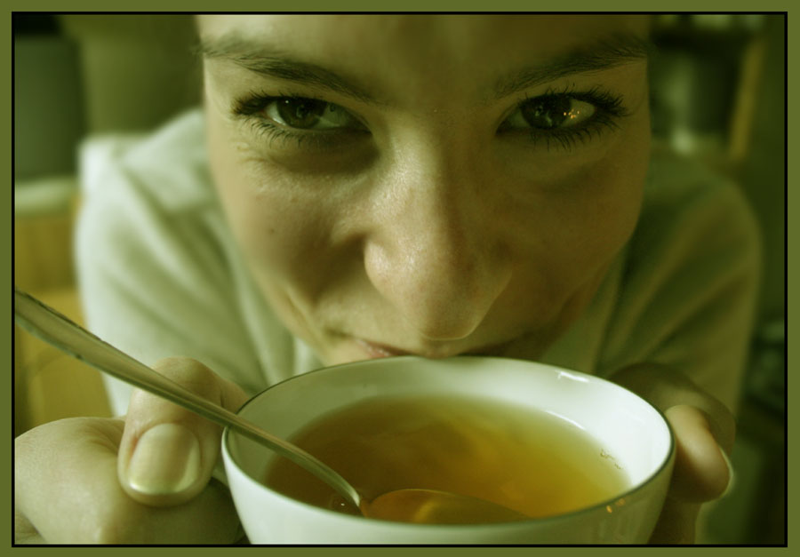Es geht doch nichts über eine Tasse Tee