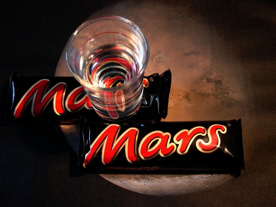Es gibt doch Wasser auf den Mars!