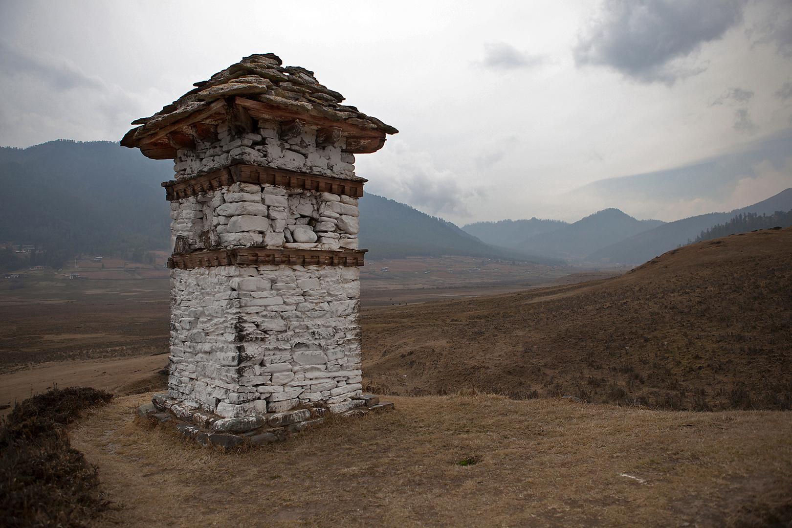 Es gibt eine Architektur, die zur Landschaft gehört, und eine andere, die sie zerstört. © Reinhard