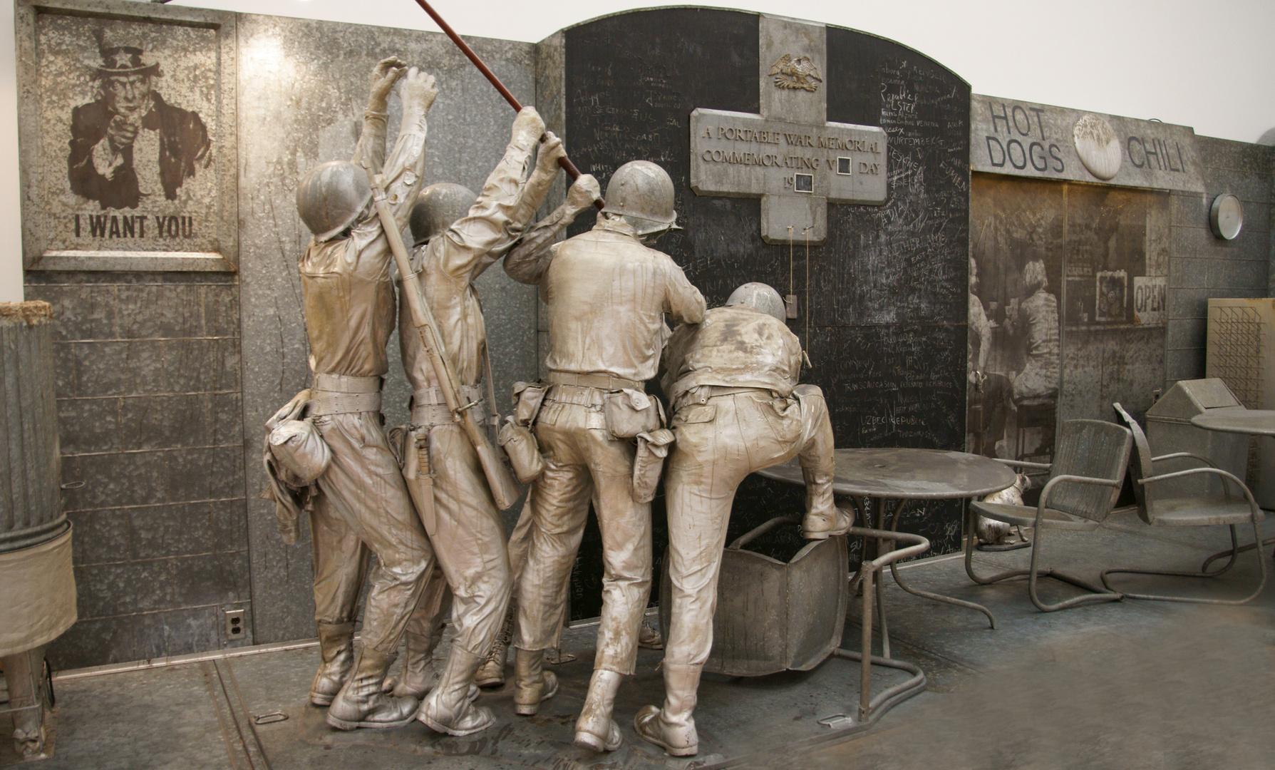 Es gibt nichts, was Krieg erreicht hätte, das nicht besser ohne Krieg erreicht worden wäre.