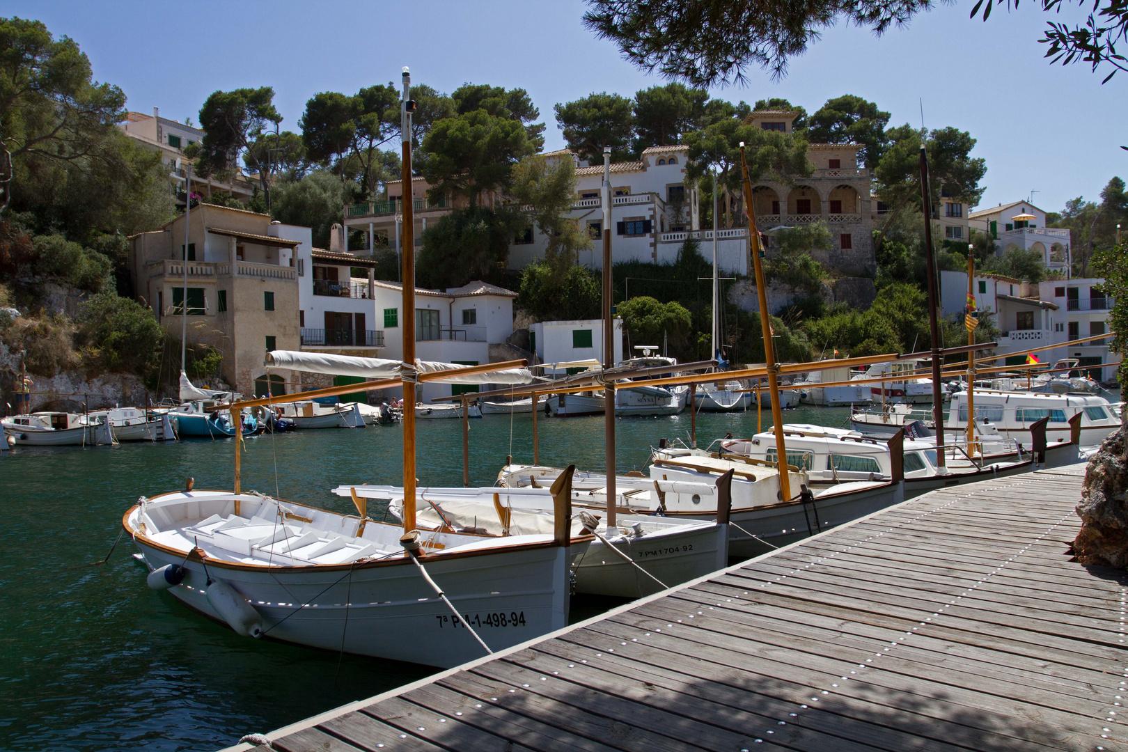 Es gibt sie noch, die einsamen Fischerorte auf Mallorca