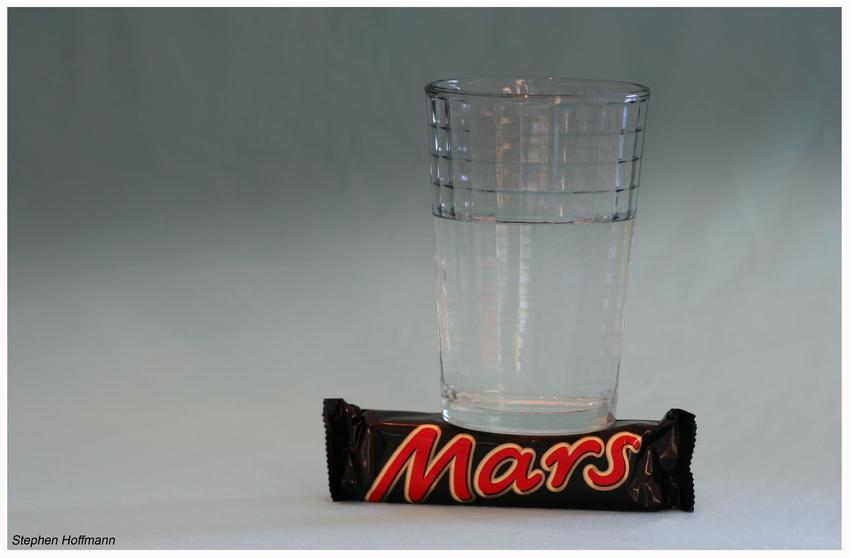 Wasser Mars