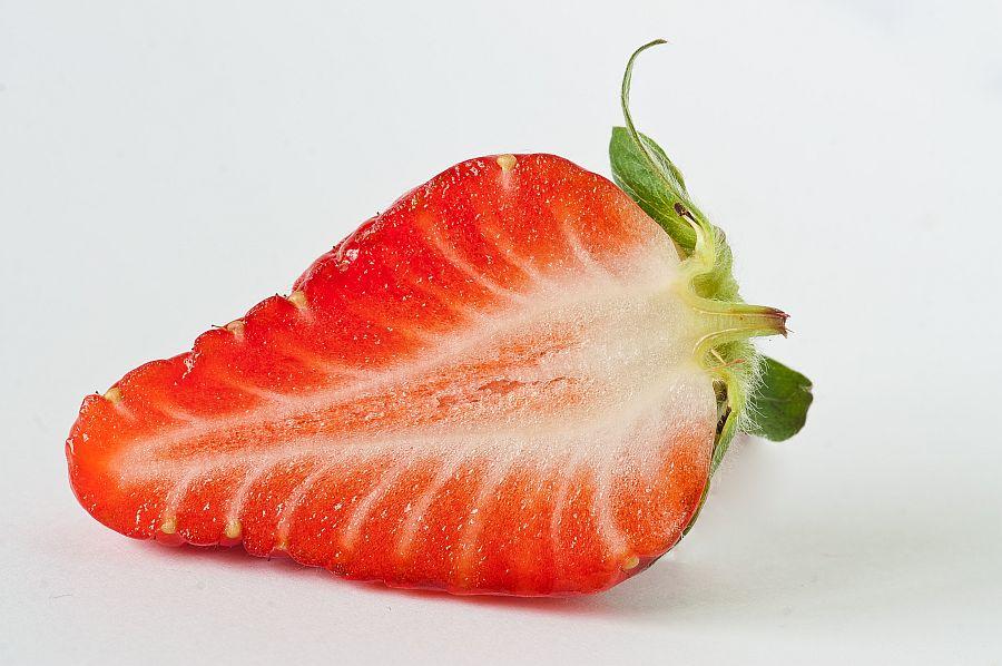 Es ist Erdbeerzeit