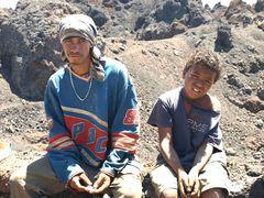 Es ist heiß (Cabo Verde)
