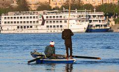 es ist immer sehr spannend anzusehen wie egypter fischen teil 1