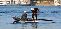 es ist immer sehr spannend anzusehen wie egypter fischen teil 2