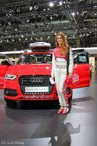 Es ist immer wieder schön bei Audi