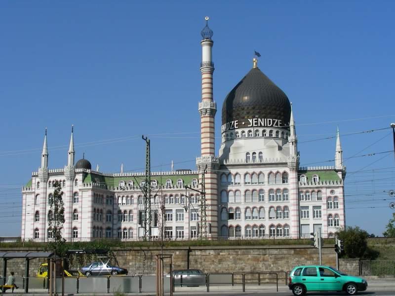 Es ist keine Moschee.