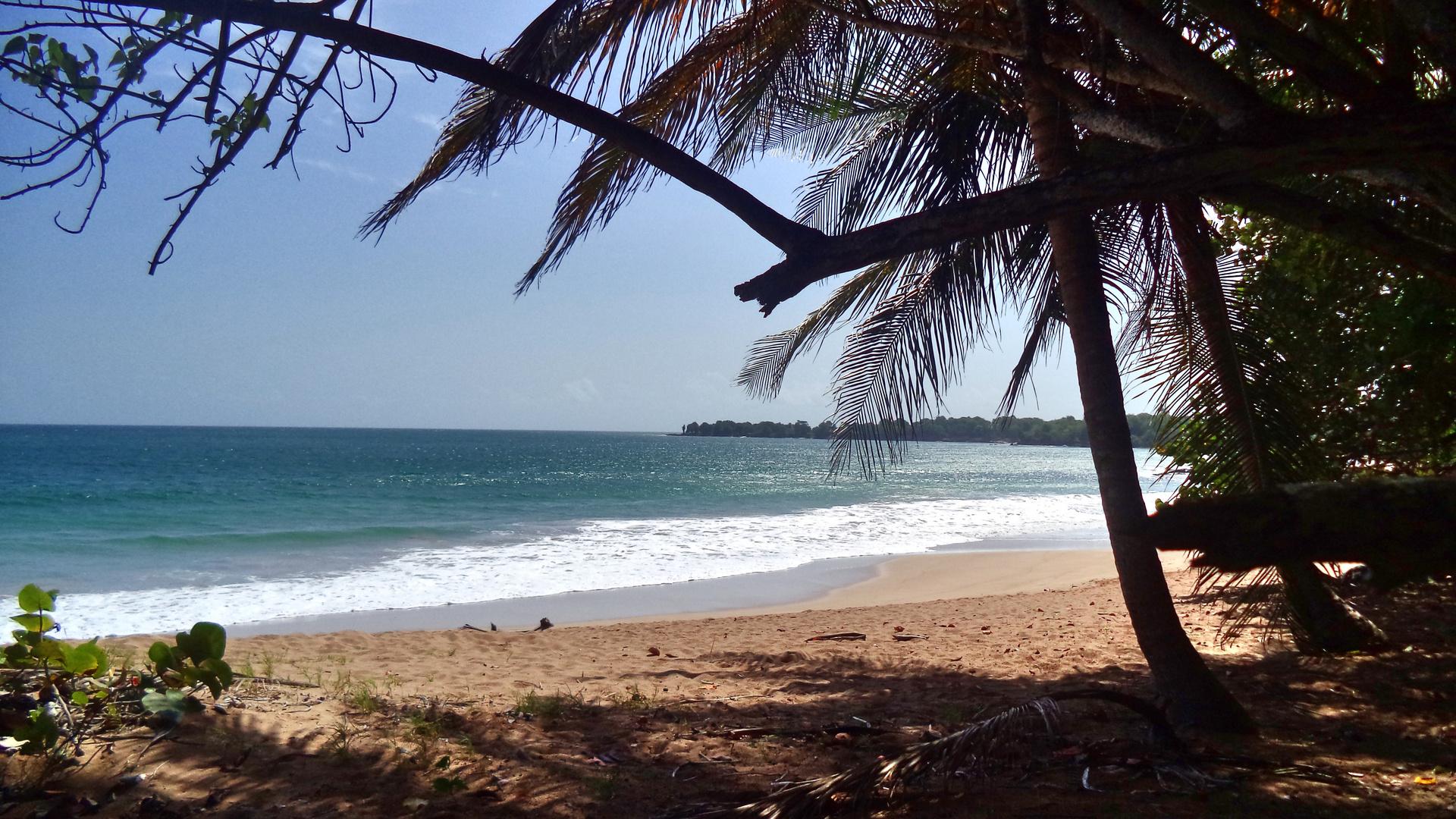 Es ist Nachsaison in der Karibik