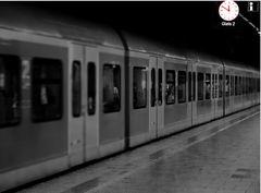 Es ist schneller 12 Uhr als Du denkst und der Zug ist abgefahren.....#16.2521'21/50