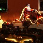 Es ist wieder soweit der Nikolaus startet. Weihnachten 2003