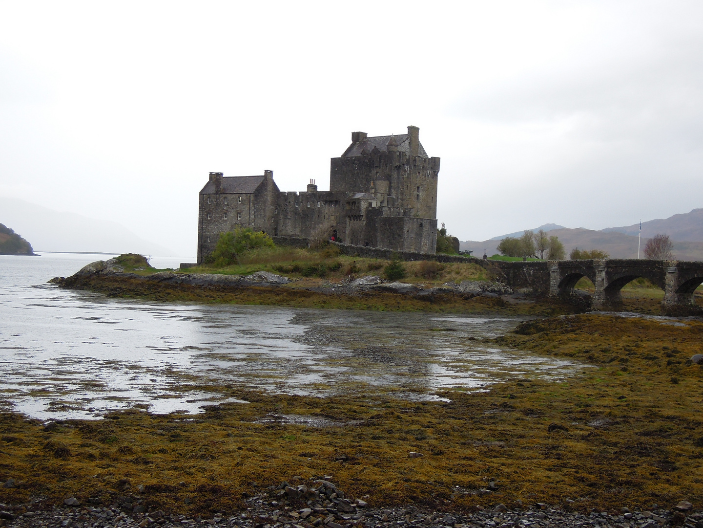 Es kann nur einen geben! - Eilean Donan Castle