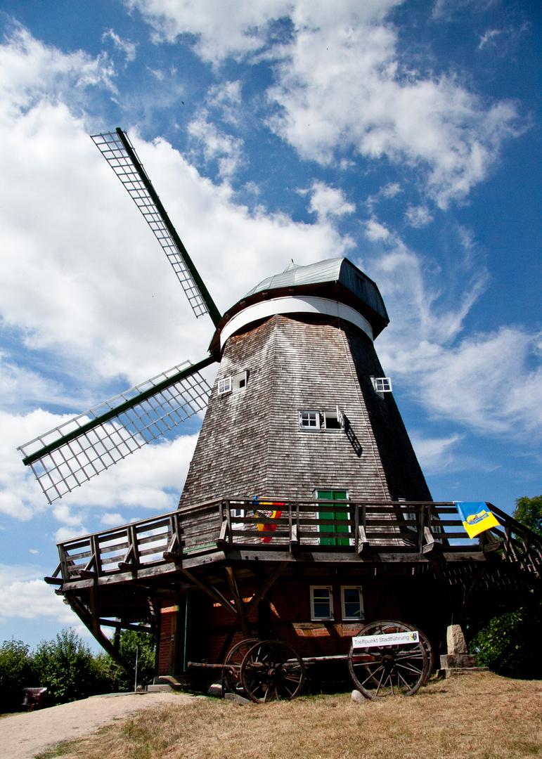 ...es klappert die Mühle 4...