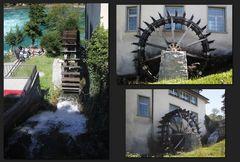 ...Es klappert die Mühle am...
