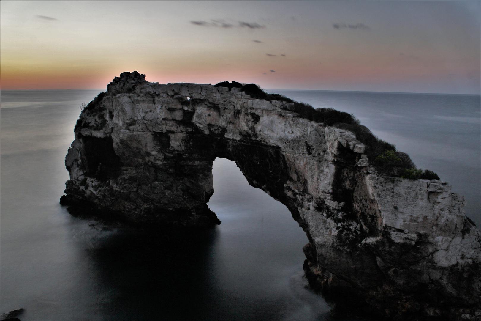 Es Pontas - Mallorca - am Morgen