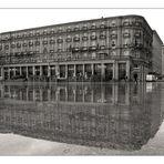 es regnet in Köln - Roncalliplatz-16.05.2007-11:06 Uhr