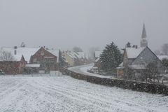 Es schneit gar sehr...