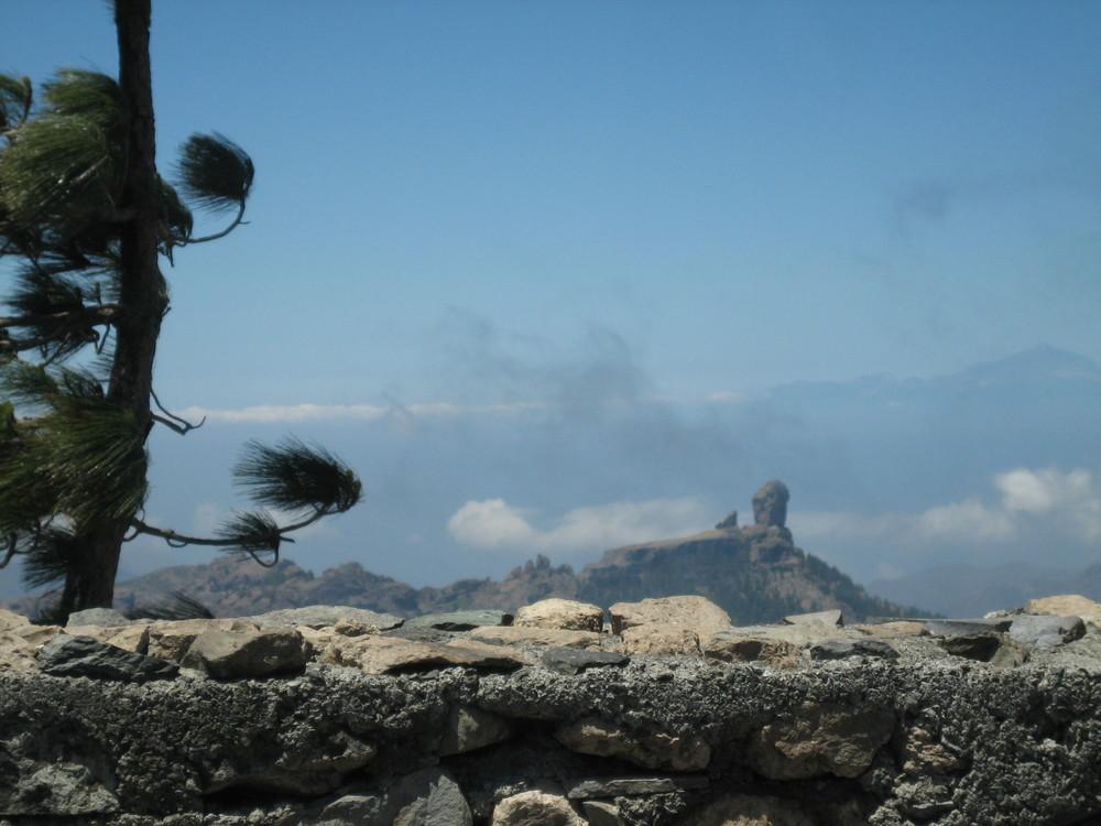 """es """"stürmt"""" auch auf Gran Canaria......"""