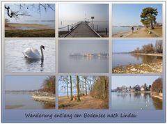es war am Bodensee....