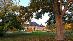 Es war ein Traum wie gestern aber diesmal  bei Schloss Pillnitz