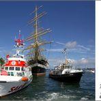 Es war eine der friedlichsten Sail`s ....
