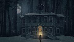 Es war eine dunkle unheimliche Winternacht ...
