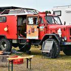 Es war einmal ein Feuerwehrwagen
