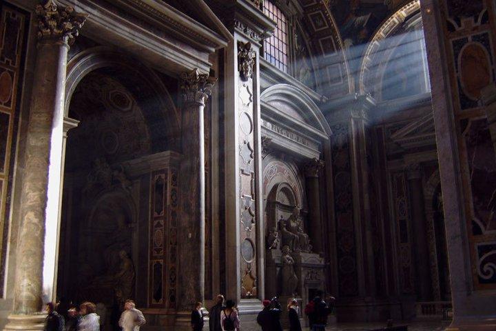 Es war einmal im Vatikan