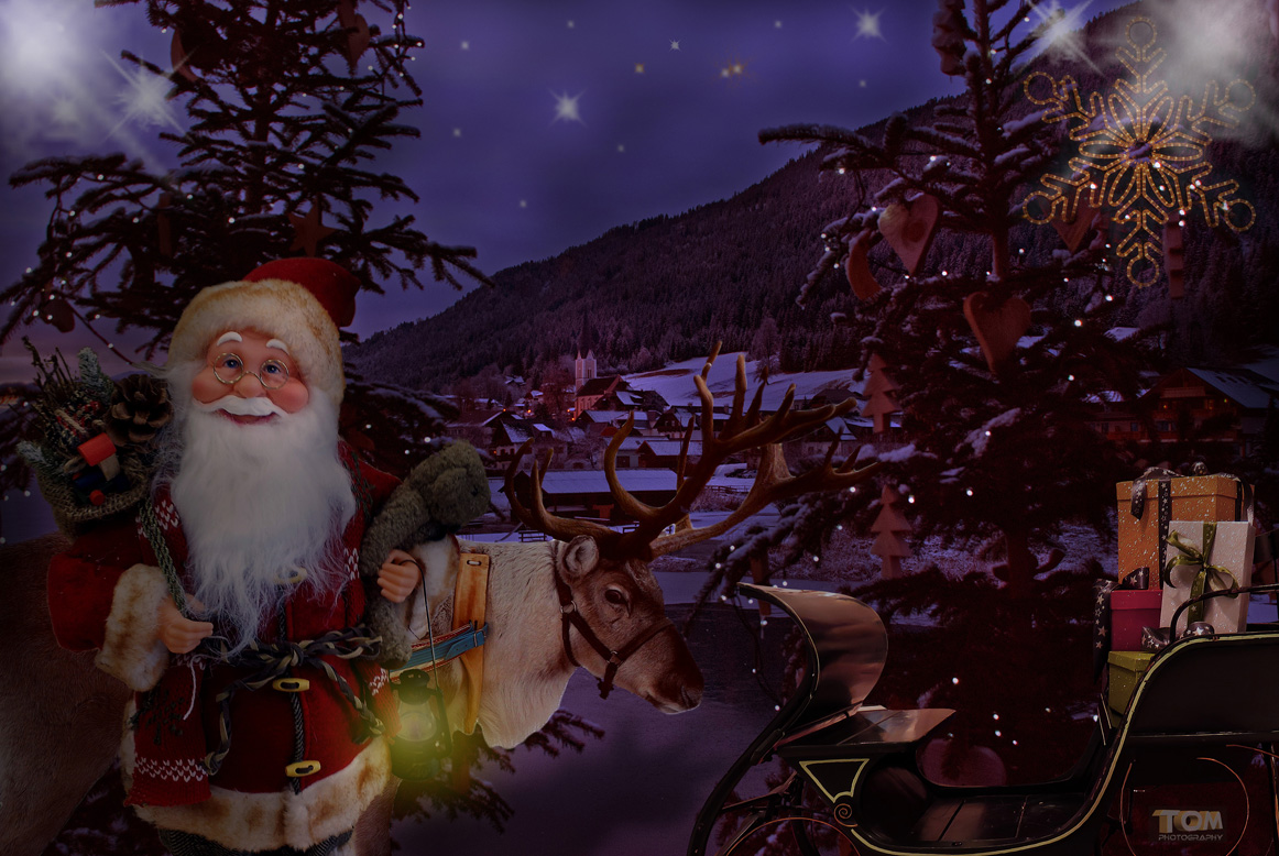 Es weihnachtet sehr......Merry Christmas and a Happy New Year