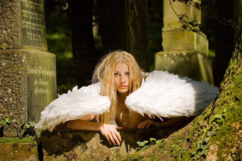 Es wird ein Engel an Deinem Grab um Dich weinen
