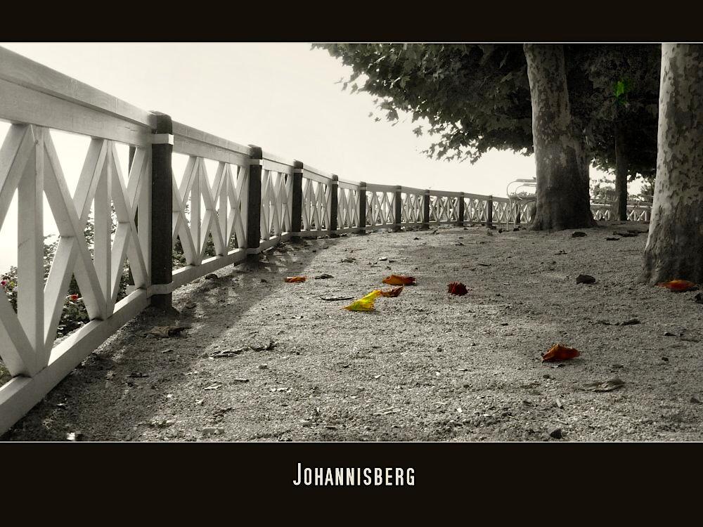Es wird Herbst,...